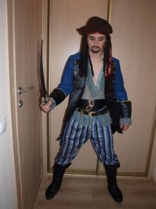Пират Джек Воробей
