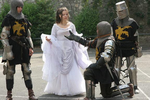 оригинальный выкеп невесты