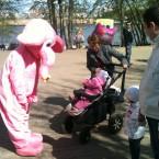 Слоник и дети