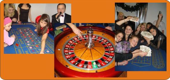 Рулетка для казино своими руками