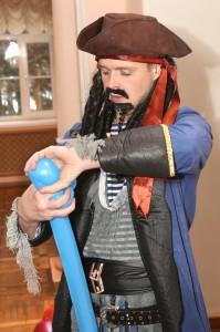 аниматор -пират