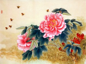 Китайская-живопись