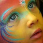 Детский боди арт