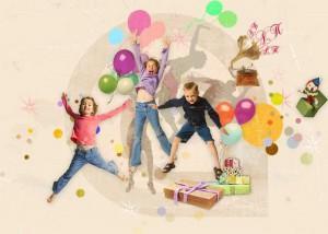 Конкурсы для детей на праздник