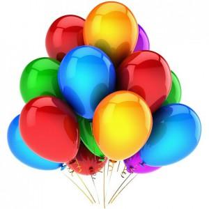 воздушные шары в банках
