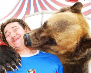 заказать большого медведя
