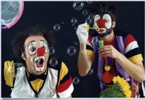 пригласить клоуна