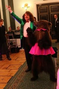 8(916)702-11-08. Медведь на свадьбу