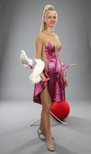 голуби на праздник  2