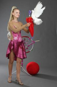 голуби на праздник 5