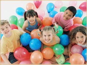 Детские праздники в Москве