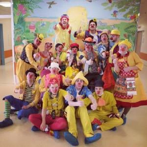 клоуны на день рождения