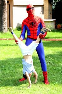 Человек-паук для детей