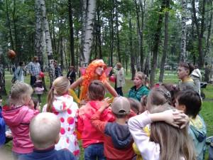 День города Москвы - отчет с праздника   4