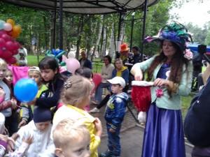 День города Москвы - отчет с праздника  7