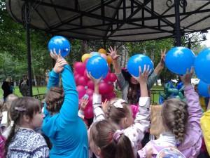 День города Москвы - отчет с праздника   8
