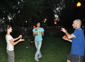 8 (916) 702–11–08 жонглер на праздник