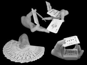 8 (916) 702–11–08 Карточный фокусник