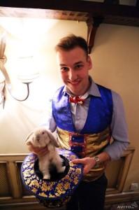 8 (916) 702–11–08 фокус с кроликом