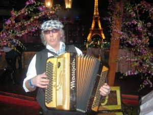 8 (916) 702–11–08  Французская музыка, аккордеон