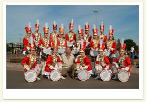 8 (916) 702–11–08 Ансамбль барабанщиц