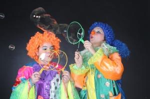 8 (916) 702–11–08 шоу мыльных пузырей