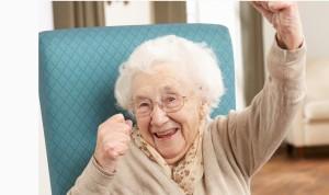 Как поздравить бабушку с днем рождения