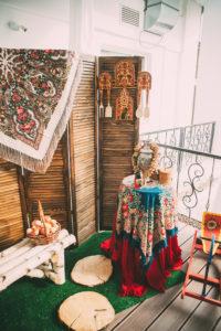 Праздник в русском стиле