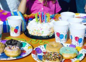 Чем занять детей на дне рождения